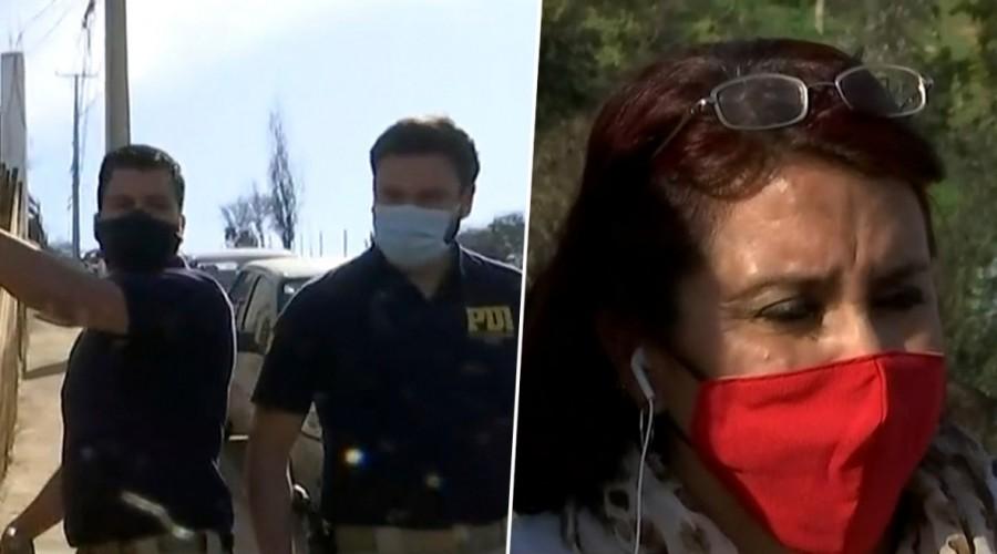 Vecinos entregaron testimonios sobre la relación de Ámbar Cornejo y su madre