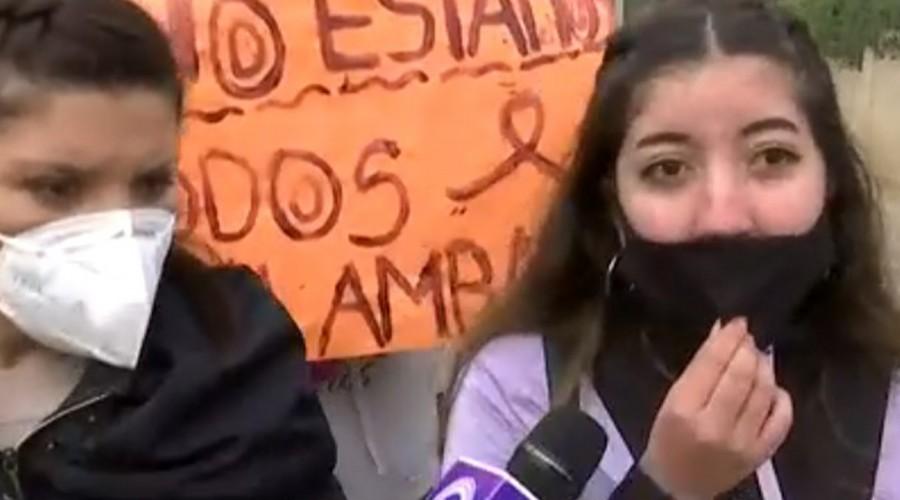 Caso Ámbar Cornejo: Más de 30 mujeres se organizaron para buscar a la menor en Villa Alemana