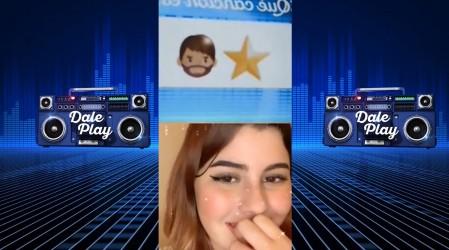 """""""Adivina la canción con emojis"""": Mafe Bertero jugó y conversó en Dale Play Live"""