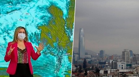 Michelle Adam anuncia temperaturas por sobre los 20° en la zona central para los próximos días