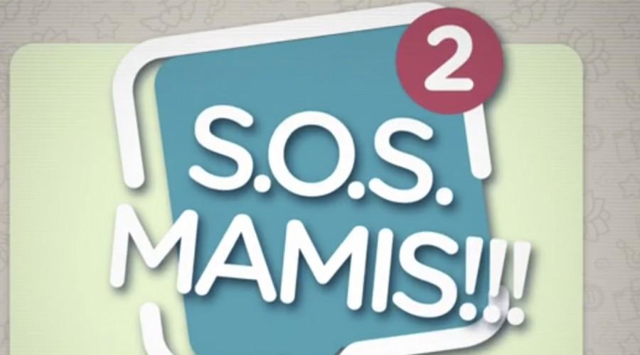 Ve la segunda temporada de SOS Mamis a través Mega.cl y sus plataformas digitales