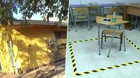 """""""Estamos listos para partir"""": Alcalde Lavín tiene preparada una guardería infantil en Las Condes"""