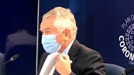 """""""Nuestros datos son confiables y fidedignos"""": Ministros Paris por el manejo de la pandemia"""