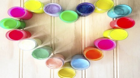#DesafíoArteKids 4: Aprende a pintar la sal con colorantes y témperas