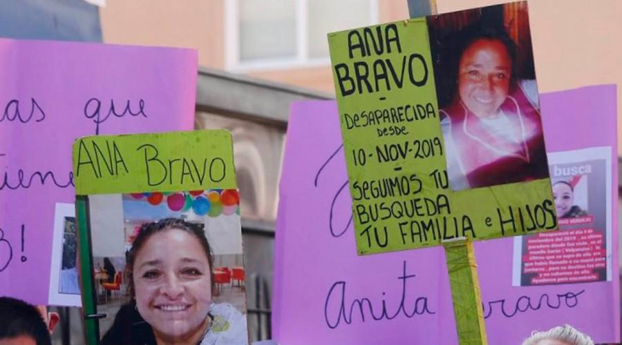 """""""Esperamos respuestas y nada"""": Familia busca a Anita Bravo hace 10 meses en Valparaíso"""
