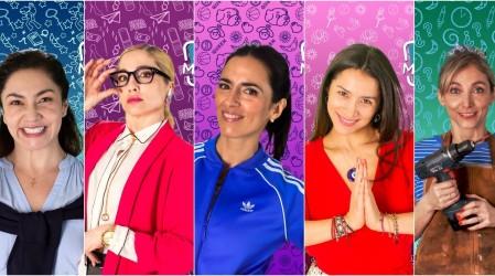 Hoy estreno de la segunda temporada de SOS Mamis por Mega.cl y sus redes sociales