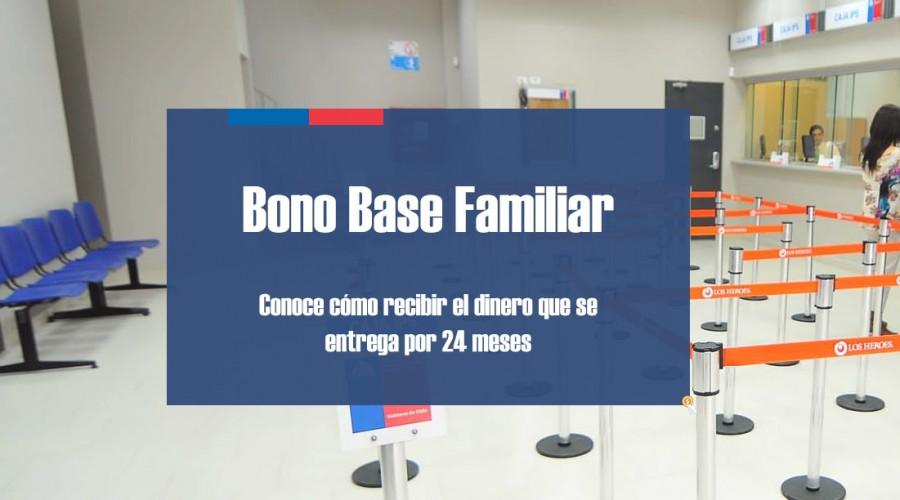 Bono Base Familiar: Revisa quiénes pueden acceder a este beneficio