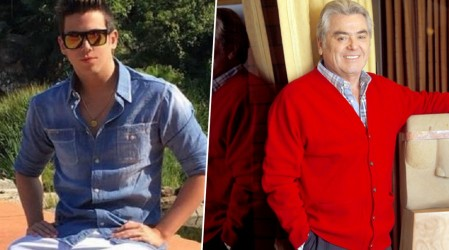 Hoy a las 11 de la mañana formalizan a Nano Calderón por parricidio frustrado