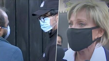 INDH no logró ingresar a clínica donde se encuentra Nano Calderón