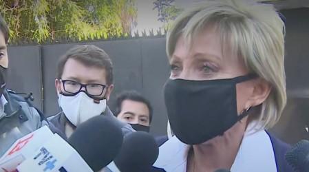 """Raquel Argandoña por detención de su hijo: """"Hasta a un perro lo sueltas para caminar"""""""