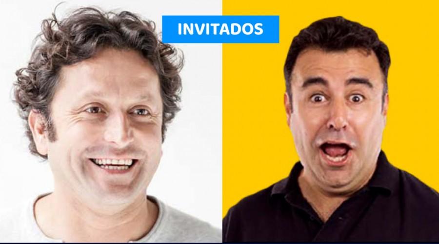 Más de 80 millones acumulados: Daniel Alcaíno y Kurt Carrera serán los invitados hoy en Dale Play