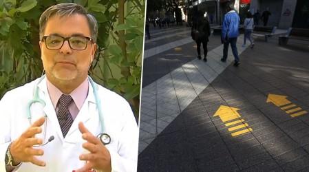 Dr Rivera: No vamos a poder tener una vida como la de antes en años