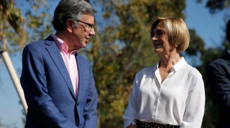 Matthei: No me convence el concepto de social demócrata de Lavín