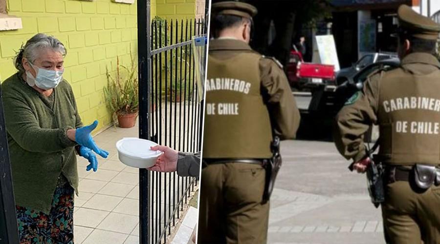 """Ladrones robaron comida que iba en ayuda de fundación """"Corazón Solidario"""" en Puente Alto"""