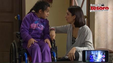 Alma y Julieta iniciaron una campaña para ayudar a Álvaro