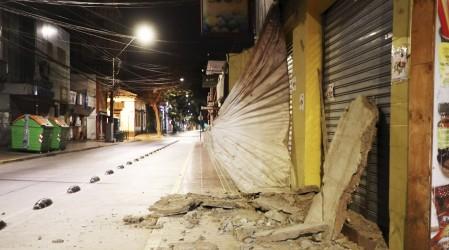 Terremoto grado 7 en el norte: Se han registrado más de 20 réplicas