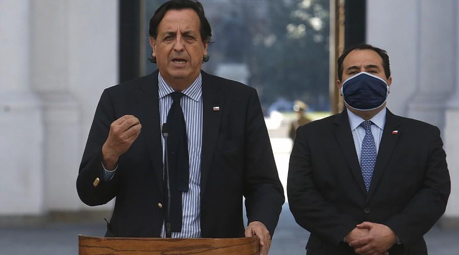 Gobierno anuncia querella por fiesta de camioneros con mujeres semidesnudas durante toque de queda