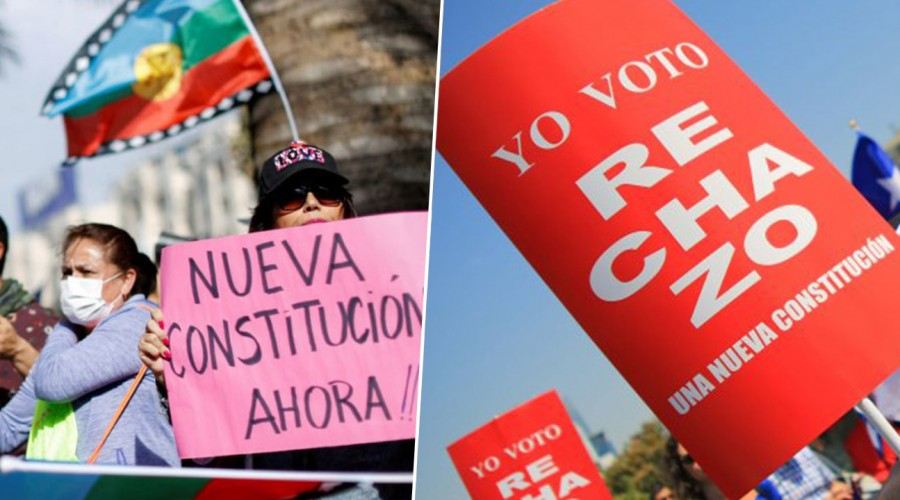 ¿Apruebo o rechazo?: Políticos discuten las claves del plebiscito de octubre