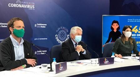 6 nuevas comunas de Santiago salen de cuarentena y pasan a etapa de transición