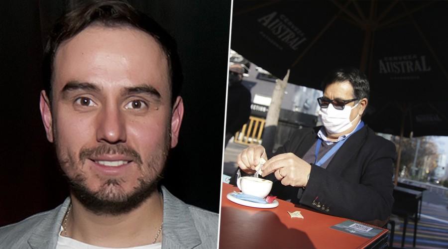 El periodista César Campos reabre su cafetería en Las Condes