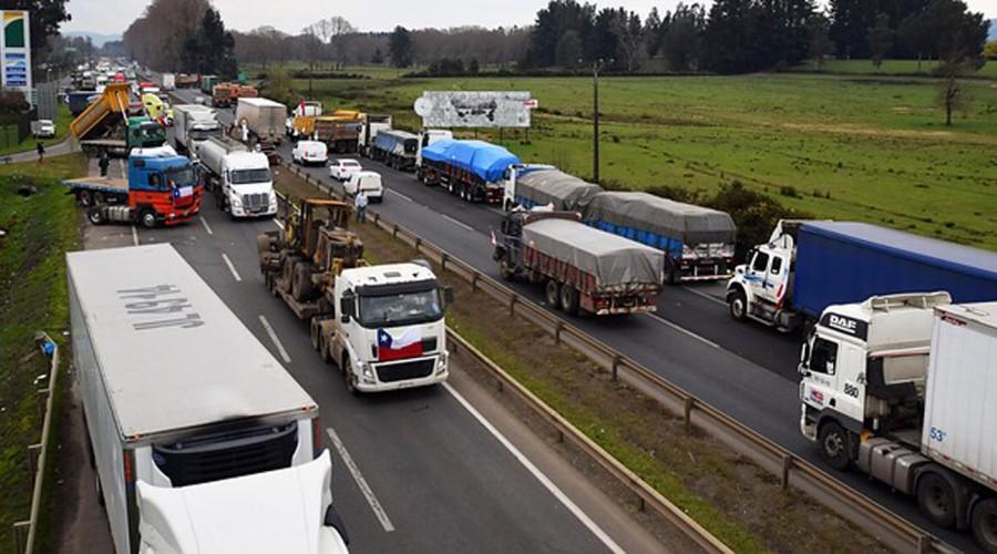 "Camioneros suspenden paro: ""Si causamos inconvenientes, queremos pedir perdón"""