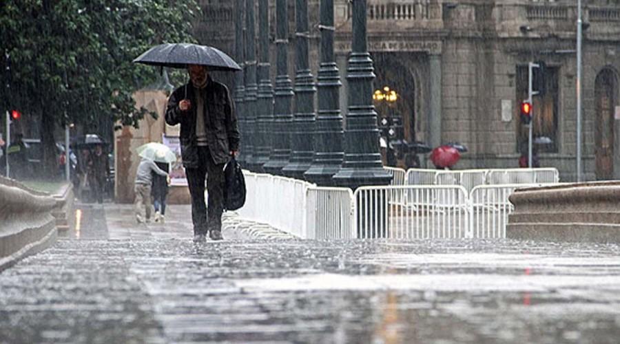 Michelle Adam anuncia precipitaciones intensas en el sur y débiles en la zona centro