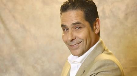 De un reconocido personaje de la TV: La inspiración de Juan Falcón para hablar italiano en Verdades Ocultas