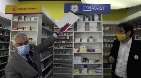 Ley Cenabast: Comparador de precios de remedios