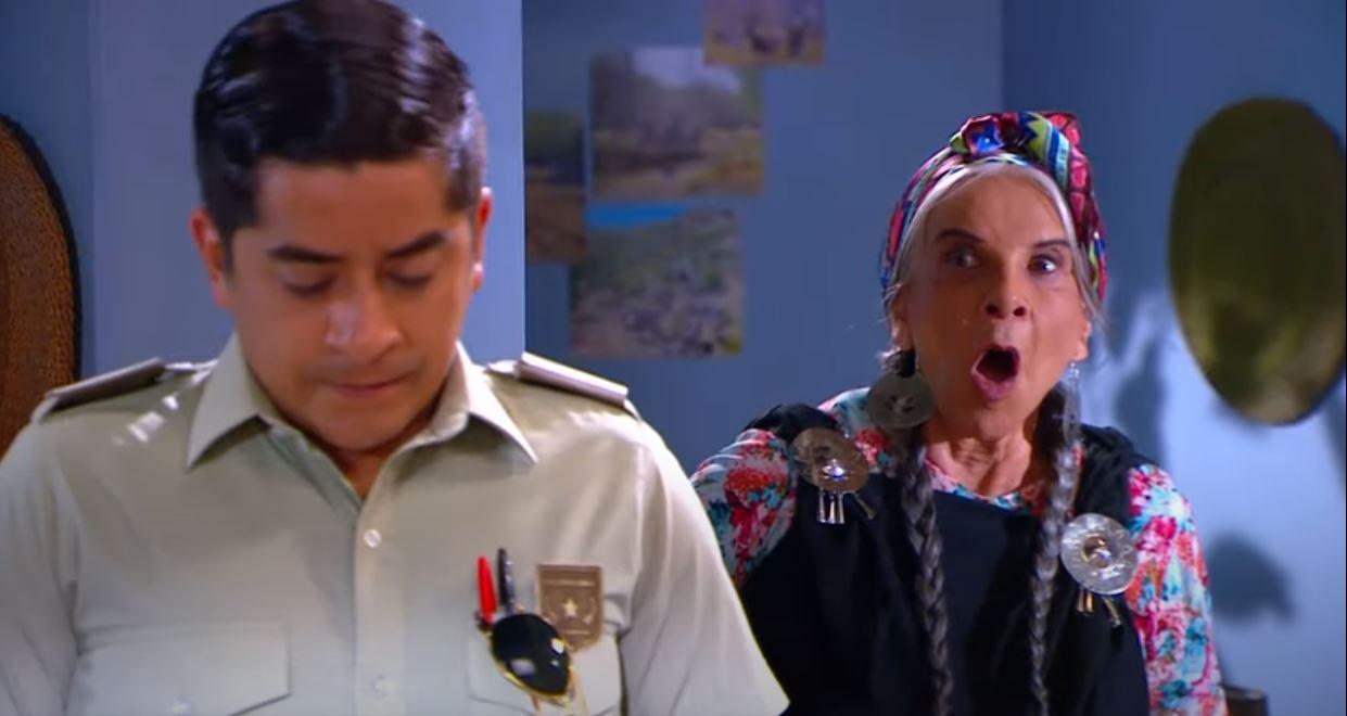 Rayén se enteró que Railef está enamorado de Jackie