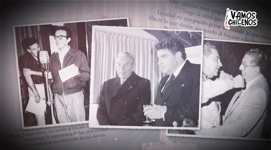 """Don Francisco homenajea a la tercera edad en nuevo spot de la campaña solidaria """"Vamos Chilenos"""""""