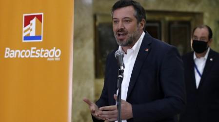 """Presidente BancoEstado: """"Nuestra meta es llegar a abrir todas las sucursales hoy"""""""