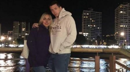 Polola de Nano Calderón retiró denuncia por abuso en contra su suegro