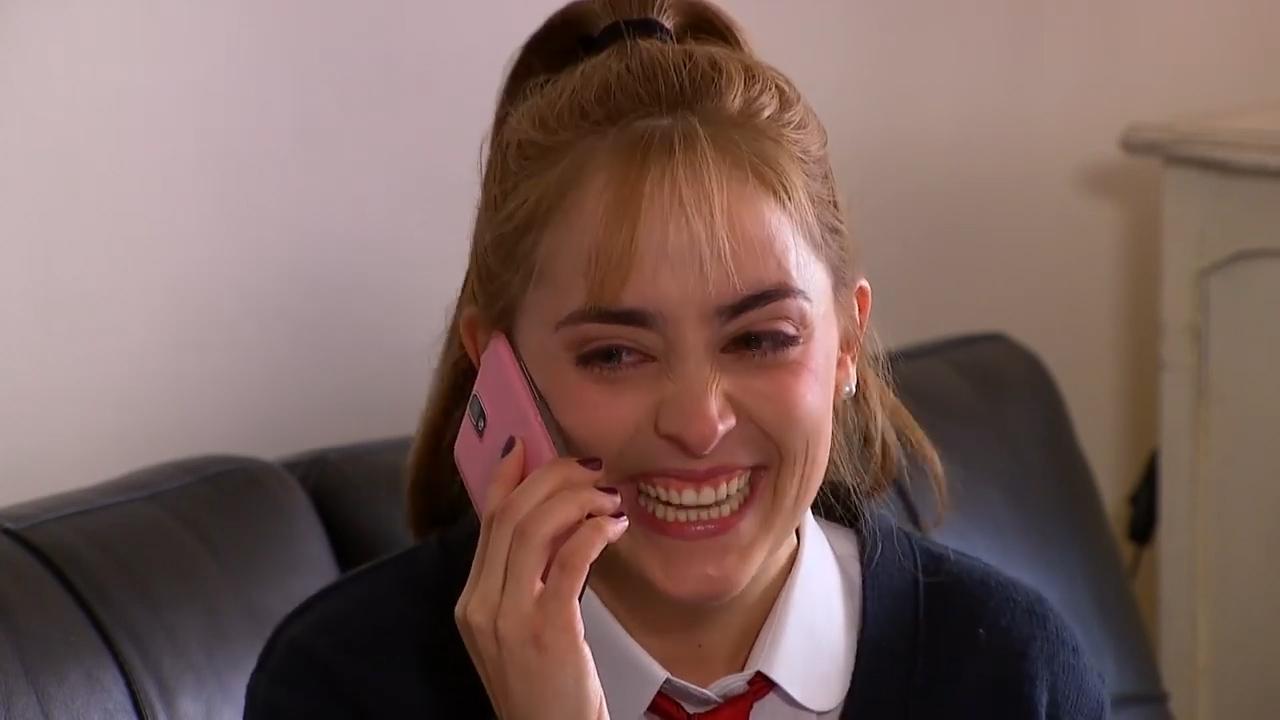 ¡Bárbara se está enamorando de Cristóbal!