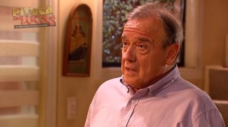 José Antonio le pide a Manuel que no se acerque más a Tichi
