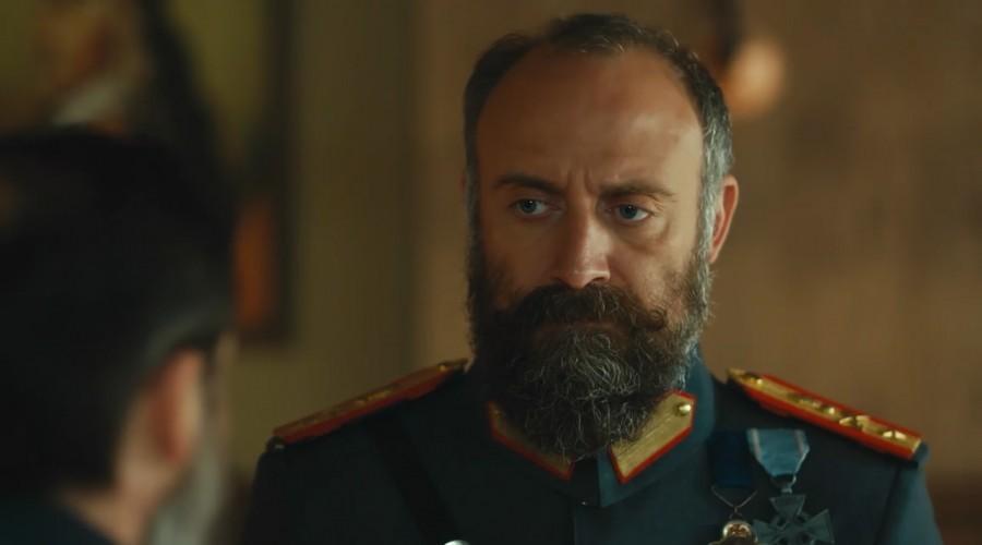 Cevdet planea usar al ejército griego para encontrar a Tevfik (Parte 1)