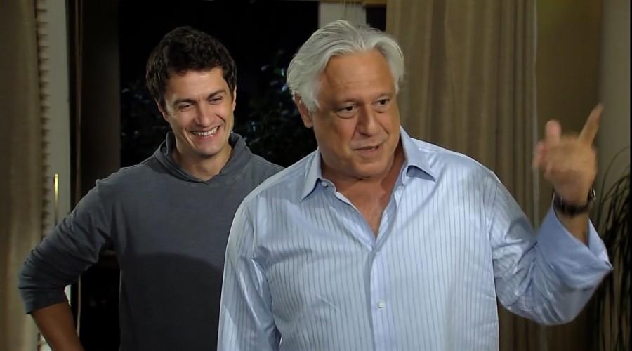 Raúl y Leo ahora son socios en la agencia (Parte 2)