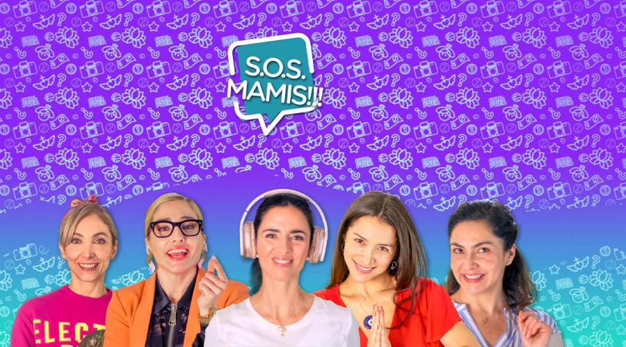 Descarga aquí los stickers para Whatsapp de S.O.S Mamis