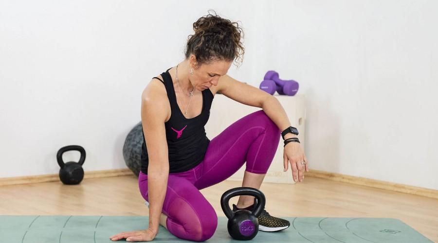 Mantén un espacio apropiado: Consejos para lograr entrenar en casa