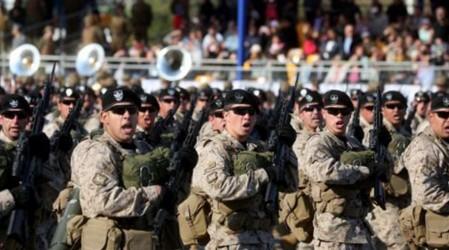 Por cuarta vez en la historia de Chile no se realizará la Parada Militar