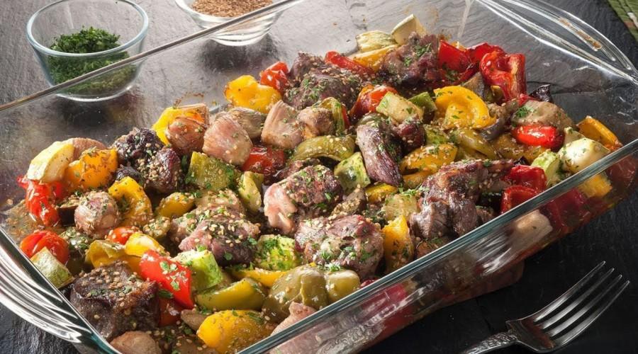 Acompaña tu asado con verduras verdes: Así podras evitar subir de peso en Fiestas Patrias