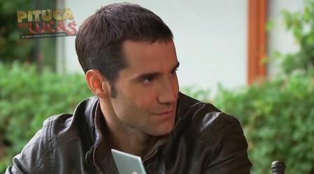 Felipe le cuenta a María Jesús que se dio un beso con Gladys