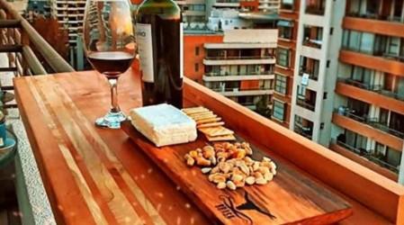 """Especial Fiestas Patrias: Mesas para terrazas, tablas, cuchillos y otros productos parrilleros ofrece """"Brasa"""""""