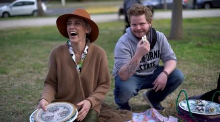 """Un """"picnic urbano"""" al más puro estilo de Plan V"""