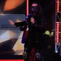 Televidentes compararon a Leo Rey con Mortal Kombat por su mascarilla
