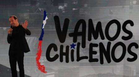 Como un adulto mayor: Así fue la rutina de Stefan Kramer en Vamos Chilenos