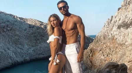 No ocultan su relación: Marco Ferri y ex de Alexis Sánchez demuestran su amor en redes sociales
