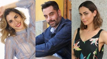 Carmen Zabala, Julio Jung y Javiera Díaz de Valdés entregan detalles de #VerdadesOcultas