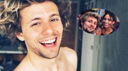 El divertido desafío de Joaquín Méndez en redes sociales que incluye a Camila Recabarren