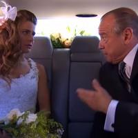 María Jesús le dice a su padre que no está enamorada de Felipe