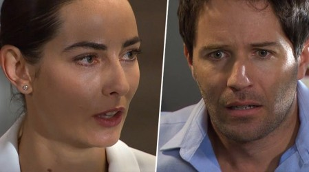 Javiera Díaz de Valdés analizó escena de Samanta en el adelanto de Verdades Ocultas